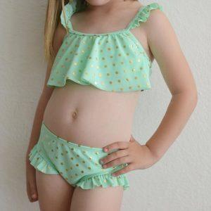 """Hula Star """"Polka Dot Bikini"""" Swimsuit"""