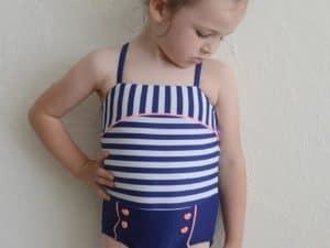 "Hula Star ""Ships Ahoy"" Swimsuit"