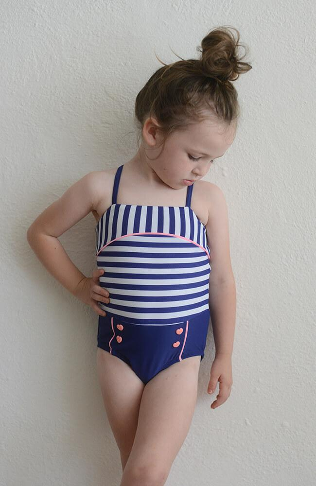 "Hula Star ""Ships Ahoy"" Swimsuit"