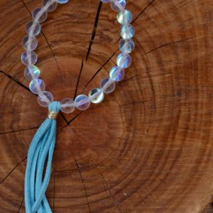 """Sydney"" Turquoise Bracelet by Delta June Designs"