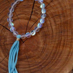 """Sydney"" Turquoise Bracelet by Delta June Designs"
