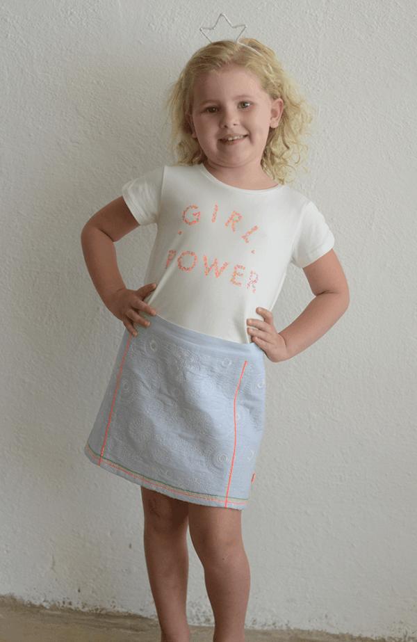 """Billieblush """"Blue Sky Skirt"""""""