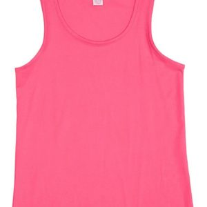 "Candy Pink ""Hot Pink Tank"""