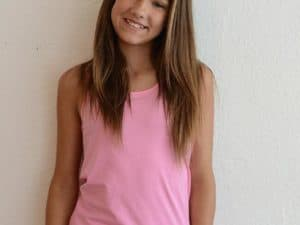 "Candy Pink ""Light Pink"" Tank"