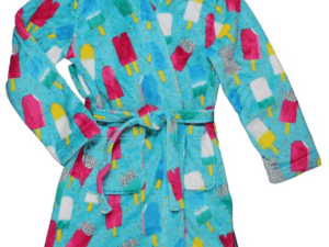 "Candy Pink ""Popsicle Robe"""