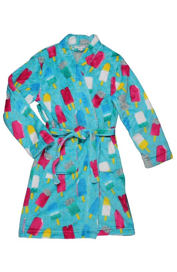 """Candy Pink """"Popsicle Robe"""""""