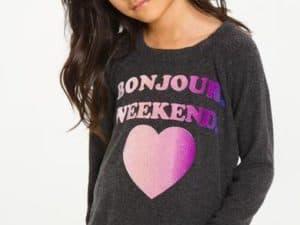 Chaser Bonjour Weekend