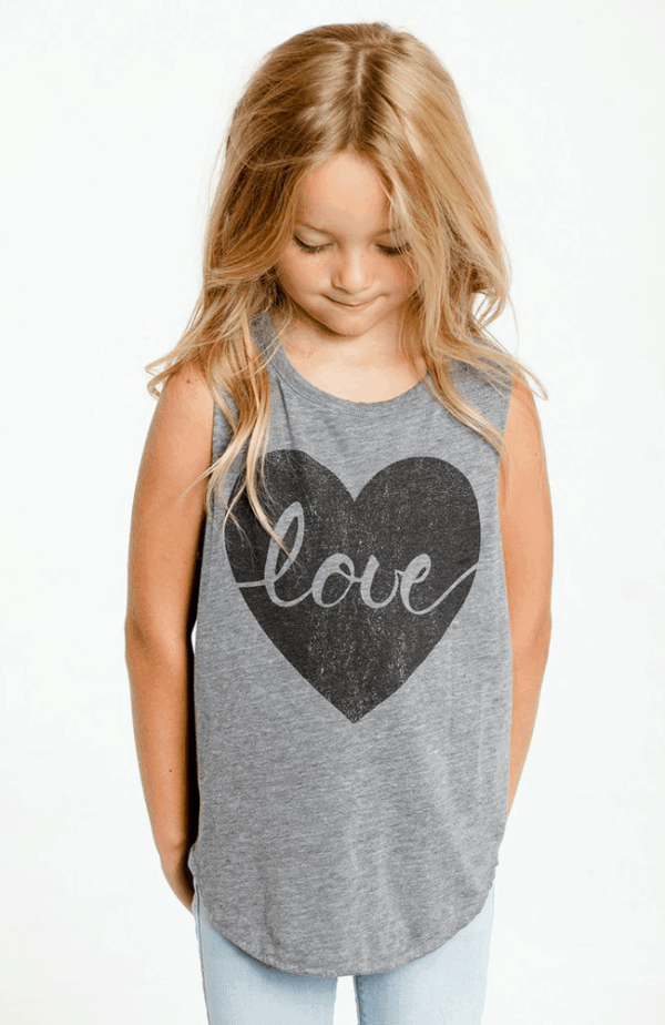 """Chaser """"Heart Love"""" Jersey"""