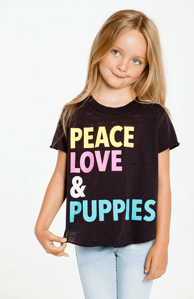 """Chaser """"Peace, Love & Puppies"""""""