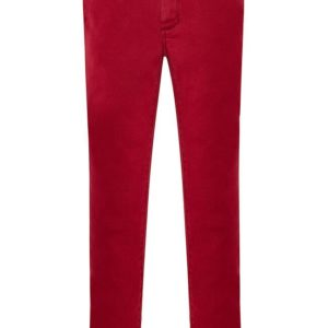 DL1961 Girls Denim, Chloe-Skinny (Rhubard Red)