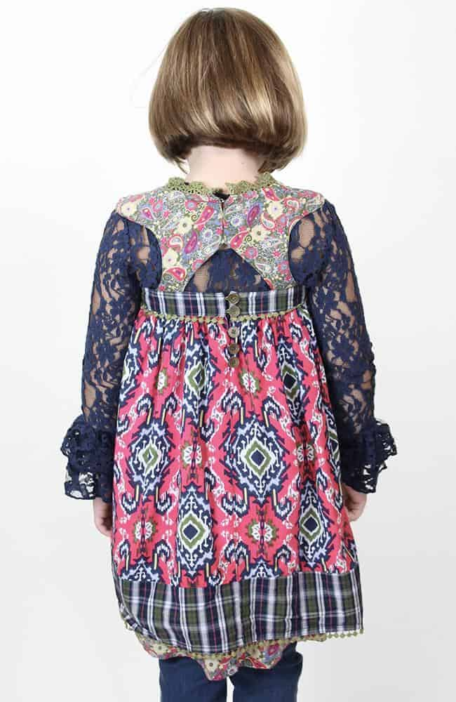 Jak & Peppar Dixie Mable Top (Electric Pink)