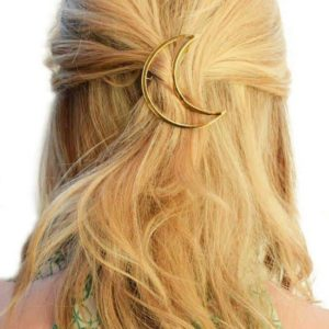 "Girls ""Moon Hair Clip"" by Headbands of Hope"