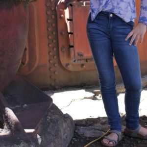 "Tractr ""5 Pocket Jegging Skinny"""
