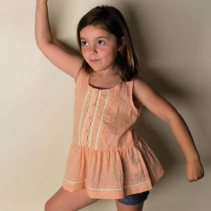 Apricot Tank by Hayden Girls LA