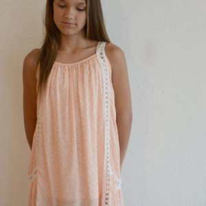 "Kiddo ""Coral Dress"""