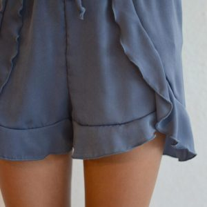 "Kiddo ""Silky Blue Short"""