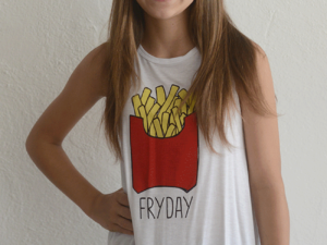 "PPLA ""Fry Day"" Tank"