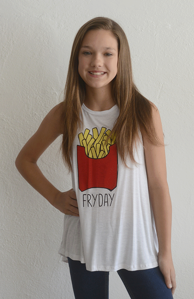 "PPLA ""Fry Day"" Tank"