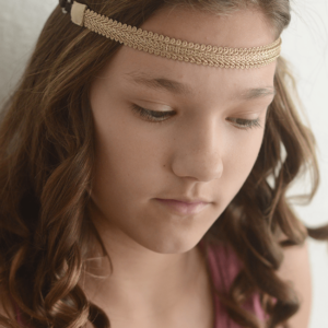 "Headbands of Hope ""Rustic Twist"""
