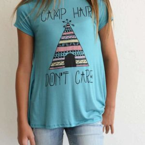 "PPLA ""Camp Hair Knit Tee"""