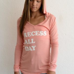 "PPLA  ""Recess All Day"" Hoodie"
