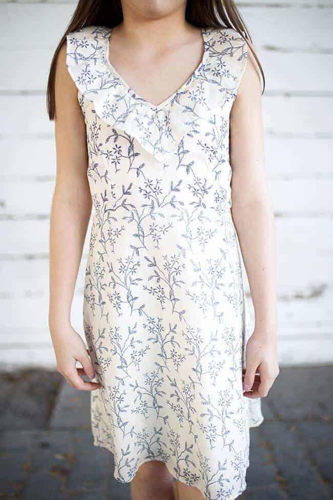 "Kiddo ""Floral Dress"""