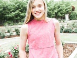 "PPLA ""Kaley Knit Tank"" Pink"