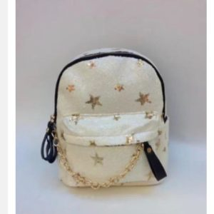 Girls Sequin Stars Backpack