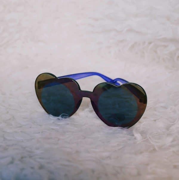 Girls Heart Sunglasses
