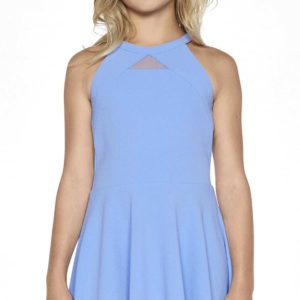 Tween Dress Blue