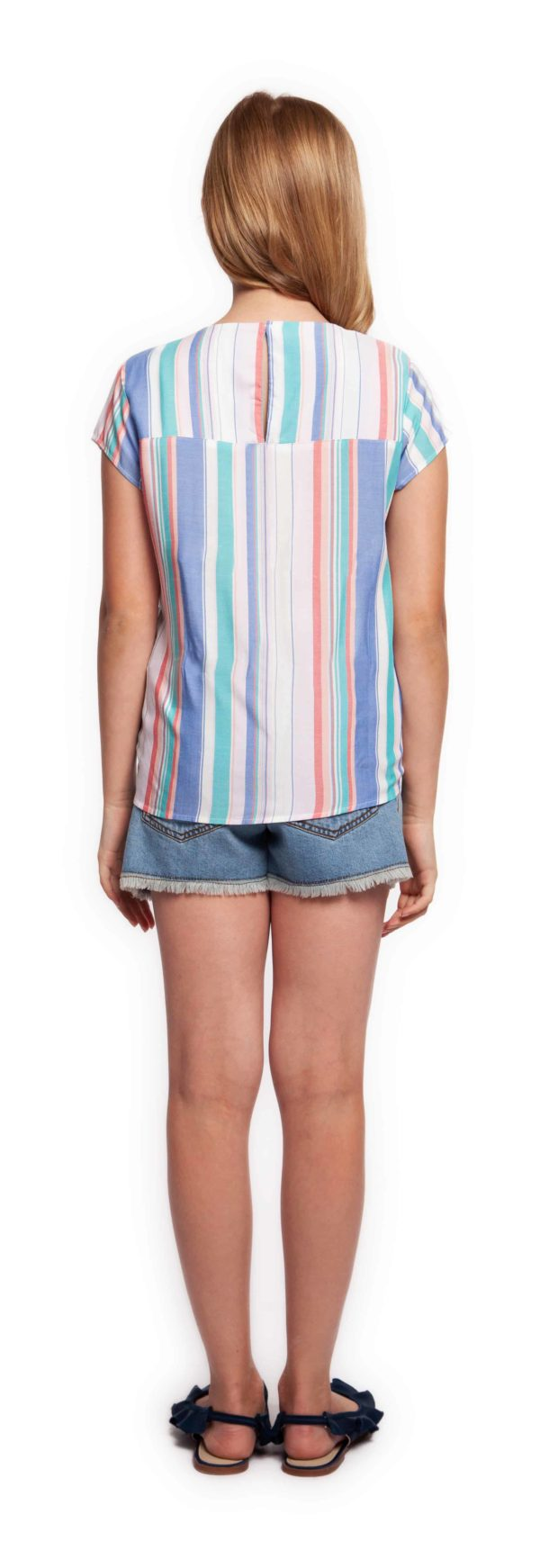 Girls Dex Stripe Top
