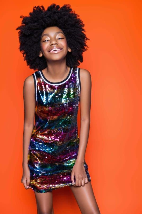 Tween Sequin Dress