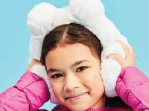 Girls Ear Muffs