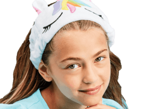 Iscream Unicorn Toweling Headband