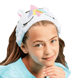Iscream Unicorn Toweling Headband