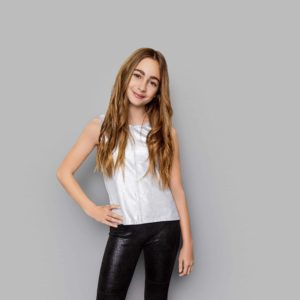 Mia New York Chiffon Top
