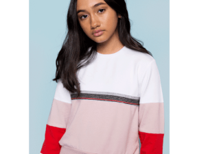 Me.N.U Colorblock Sweatshirt