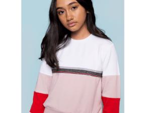Me.N.U Colorblock Sweatshirt