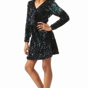 Girls Sequin Dress