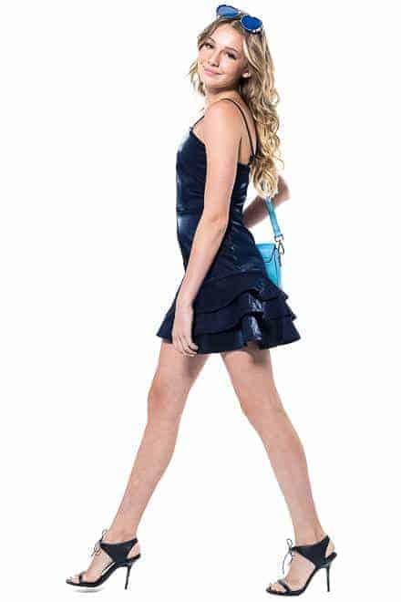 Miss Behave Girls Reggie Tween Dress