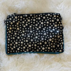 Bari Lynn Star Bag Black