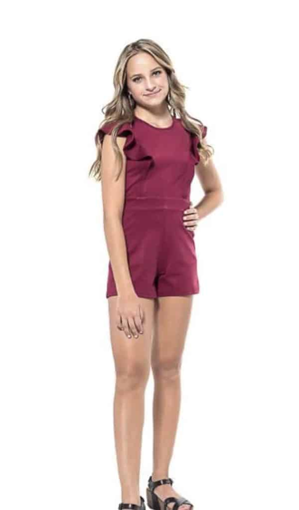 Miss Behave Romper