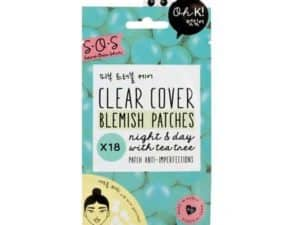 Oh ! Clear Cover Blemish Patches