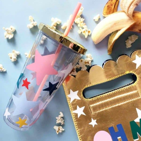 Packed Party Oh My Stars tumbler