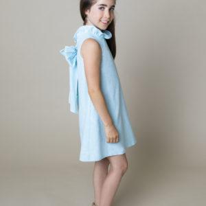 Gabby Aqua Dress