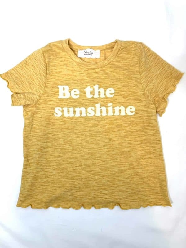Sadie & Sage Sunshine Top