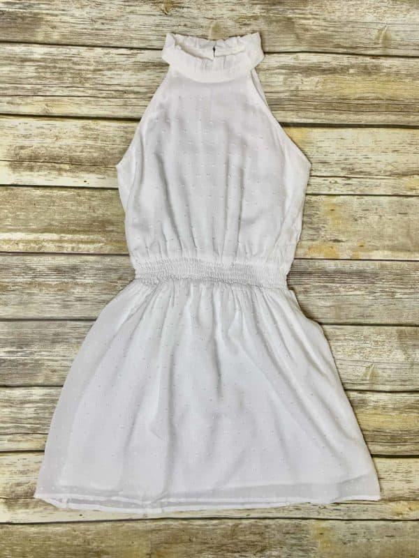 White Tween Dress
