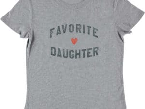 Sub-Urban Riot Favorite Daughter Tee