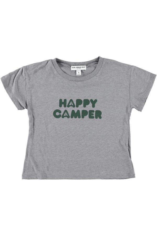 Sub-Urban Riot Happy Camper Tee