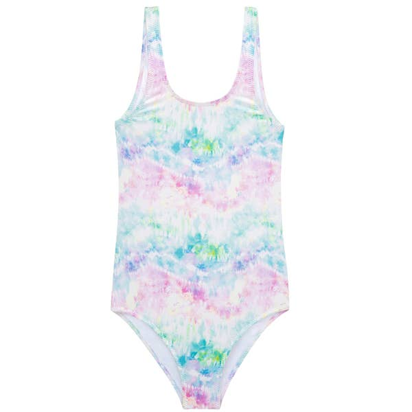Stella Cove Bubblegum Tank Swimsuit